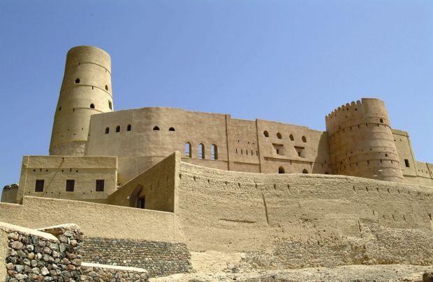 Fort 1 © OT Oman.tif