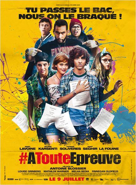 Colonnes examen film américain adolescent