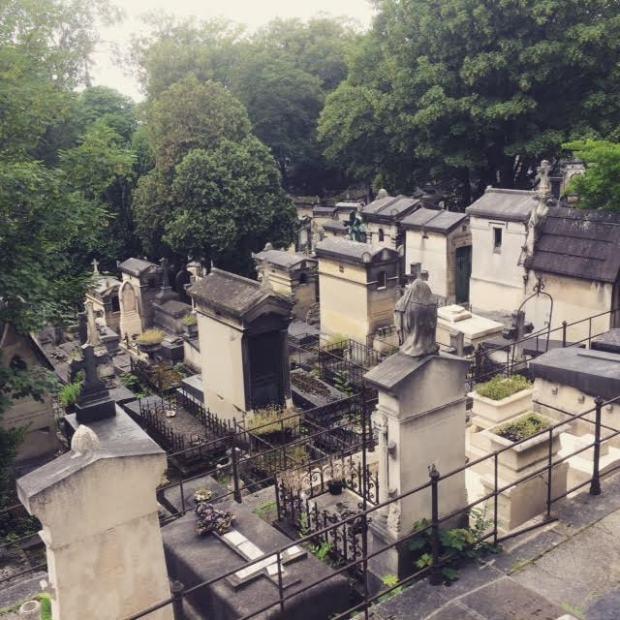 Ballade au cimetière du Père Lachaise - Paris 20ème
