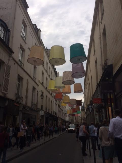 Ballade dans le marais - Paris 4ème