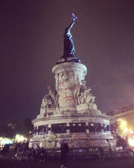 Place de la République - Paris 10 ème