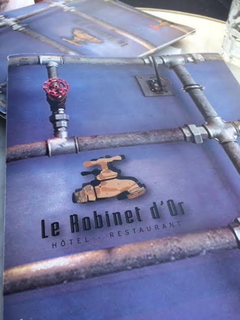 Un Brunch Au Robinet D Or Hotel Restaurant Sur Le Canal Saint