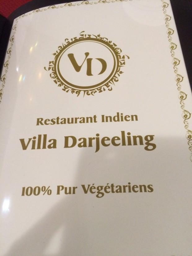Darjeeling végétarien