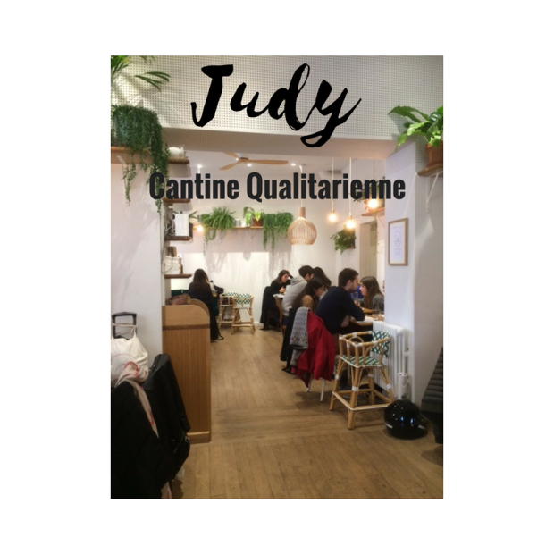 Judy Cantine qualitarienne