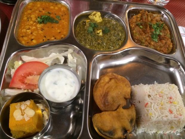 Indien Darjeeling paris 20 végétarien