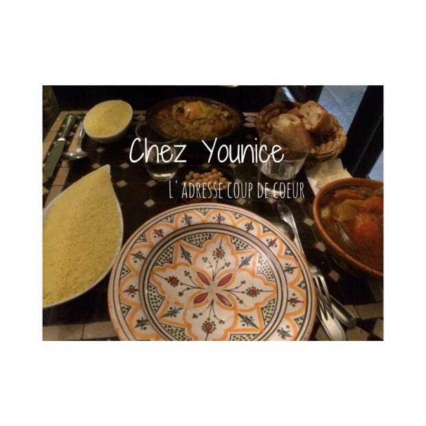 Chez Younis Avron Marocain Paris