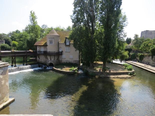 Moulin Moret sur Loing