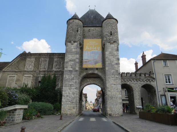 Ville médiévale Moret sur Loing
