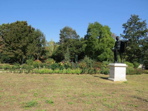 Parc du château de Rueil Malmaison