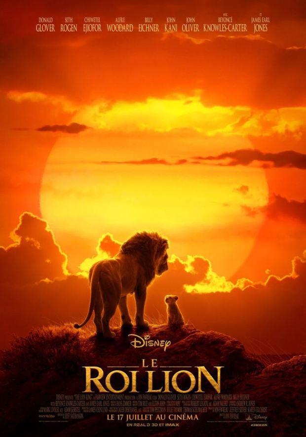 Affiche du roi Lion 2019 allociné