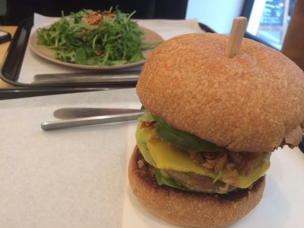 EatLikePanda burger végan