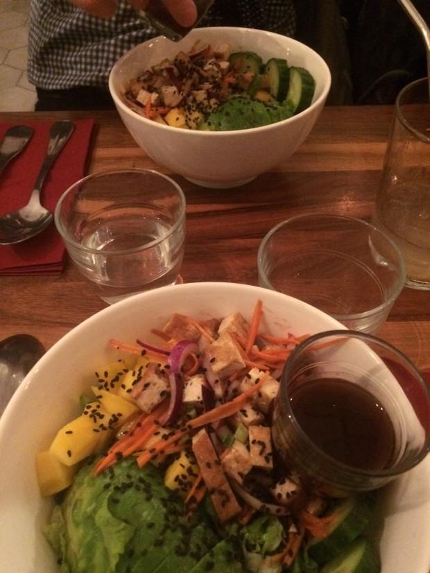Poké bowl Kapunka vegan