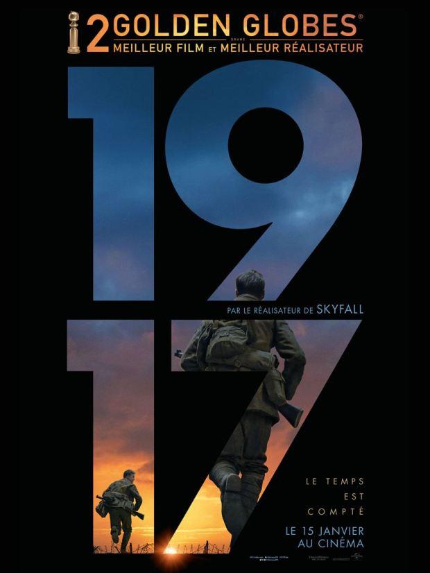 Avis sur le film 1917