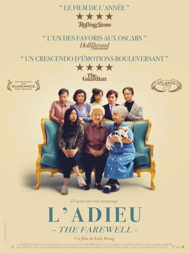 L'adieu (affiche ciné)