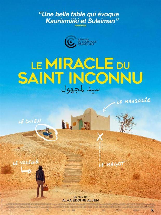 Avis sur le miracle du saint Inconnu