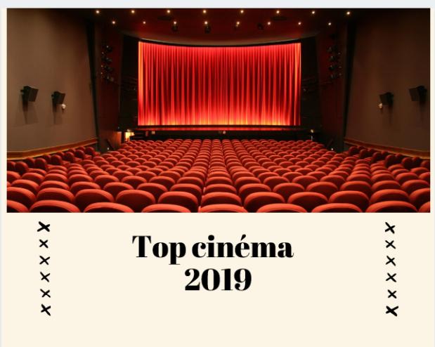 Top cinéma 2019 AuroreInParis
