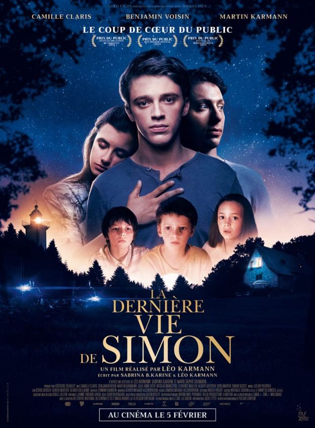 La denrière vie de Simon l'affiche