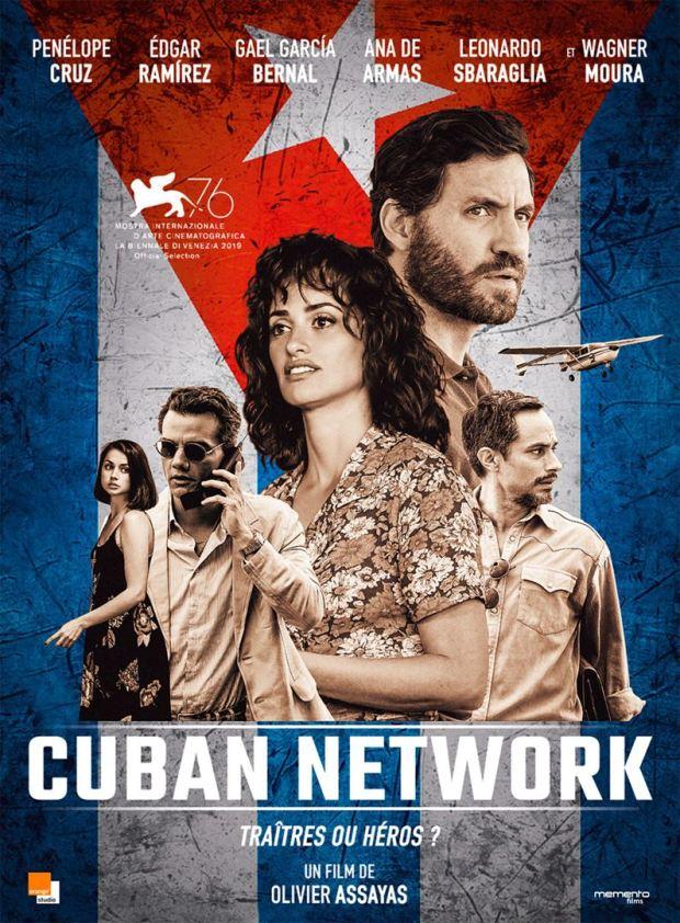 Affiche Cuban Netword crédit @Allociné