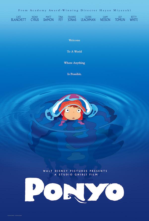 Top 3 des meilleurs films de Miyazaki