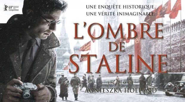 Affiche ombre de staline